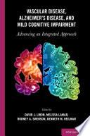 Vascular Disease  Alzheimer s Disease  and Mild Cognitive Impairment