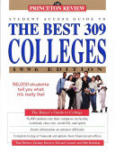 Student Access Guide to the Best 309 Colleges