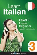 Learn Italian   Level 3  Lower Beginner