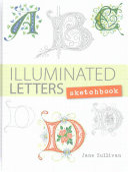 Illuminated Letters Sketchbook