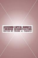 Accessing Capital Markets through Securitization