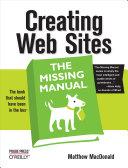 Pdf Creating Web Sites