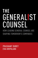 The Generalist Counsel