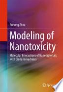 Modeling of Nanotoxicity