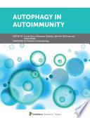 Autophagy in Autoimmunity