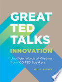 Great TED Talks  Innovation Book