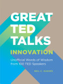 Great Ted Talks Innovation