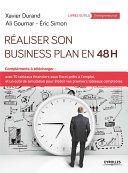 Pdf Réaliser son business plan en 48 heures Telecharger