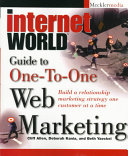 Internet World Guide To One To One Web Marketing
