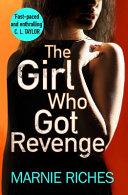The Girl Who Got Revenge