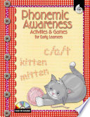 Read Online Phonemic Awareness Activities and Games for Early Learners For Free