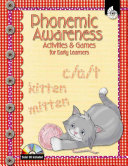 Phonemic Awareness Activities and Games for Early Learners