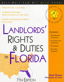 Landlords  Rights and Duties in Florida