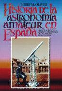 Historia de la astronomía amateur en España