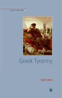 Greek Tyranny