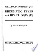 Childhood Mortality from Rheumatic Fever and Heart Diseases