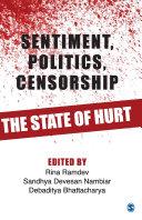 Sentiment  Politics  Censorship