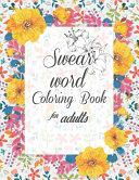 Swear Word Coloring Books