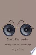 Sonic Persuasion Book