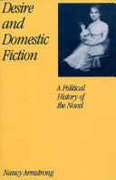 Desire and Domestic Fiction Pdf