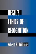 Hegel s Ethics of Recognition