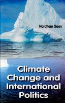 Climate Change and International Politics