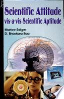 Scientific Attitude Vis A Vis Scientific Aptitude