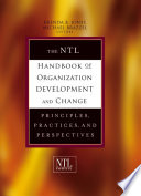 """The NTL Handbook of Organization Development and Change: Principles, Practices, and Perspectives"" by Brenda B. Jones, Michael Brazzel"