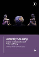 Cover of Culturally Speaking Second Edition