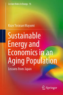 Sustainable Energy and Economics in an Aging Population