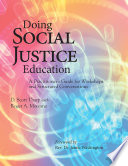 Doing Social Justice Education