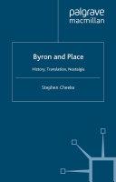 Byron and Place [Pdf/ePub] eBook