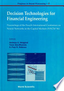Decision Technologies for Financial Engineering Book
