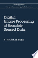 Digital Image Processing of Remotely Sensed Data