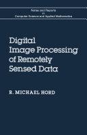 Digital Image Processing of Remotely Sensed Data Pdf/ePub eBook