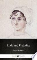 Pride and Prejudice by Jane Austen   Delphi Classics  Illustrated
