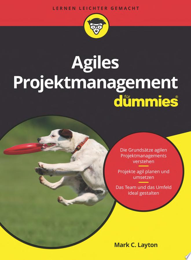 Agiles Projektmanagement f  r Dummies