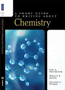 Cover of A Short Guide to Writing about Chemistry