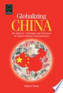 Globalizing China Book PDF