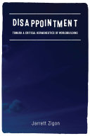 Disappointment ebook