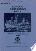 Loran C Correction Table