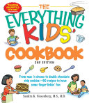The Everything Kids' Cookbook Book