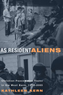 As Resident Aliens