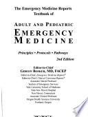 The Emergency Medicine Reports Textbook of Adult and Pediatric Emergency Medicine