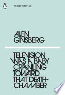 Television Was a Baby Crawling Toward That Deathchamber Book PDF