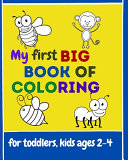 My First Big Book of Coloring Book PDF