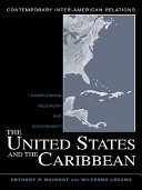 The United States and the Caribbean