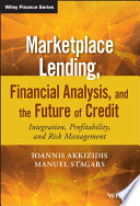 Marketplace Lending  Financial Analysis  and the Future of Credit
