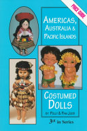 Americas  Australia   Pacific Islands Costumed Dolls