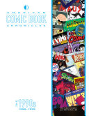 American Comic Book Chronicles  The 1990s